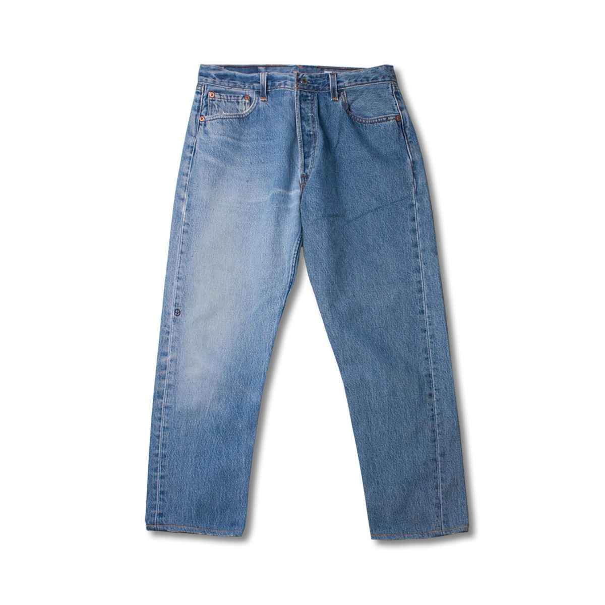 [SUNNY SIDE UP] RE 2FOR1 DENIM 5P PANTS  'USED WASH'