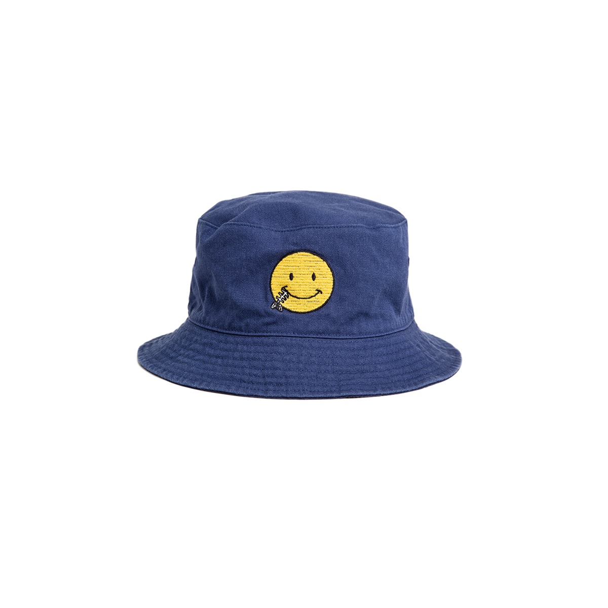 [BIG WAVE] REVERSIBLE NEEDLS BUCKET 'SEA BLUE'