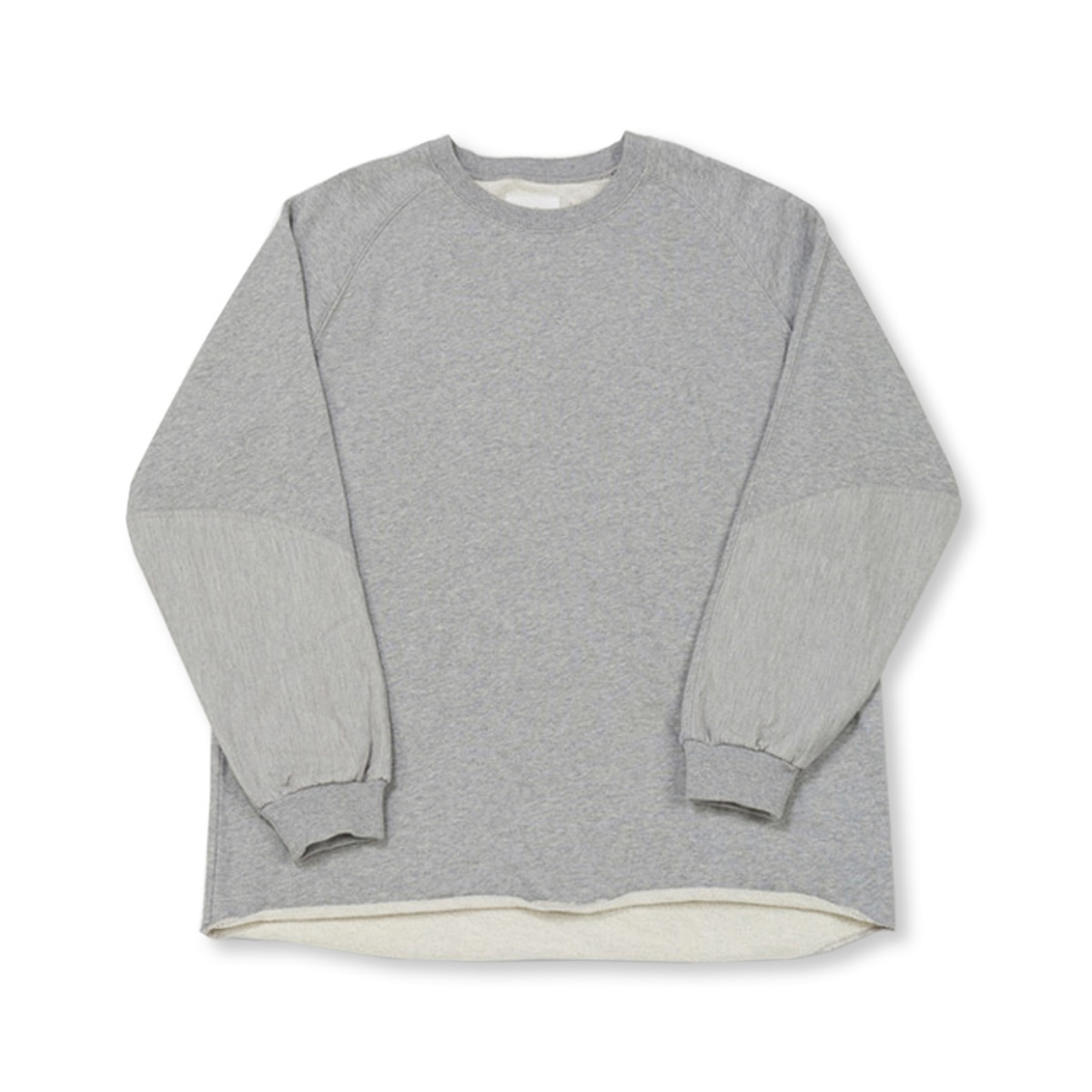 [GRAMICCI] TALECUT SWEAT 'HEATHER GREY'