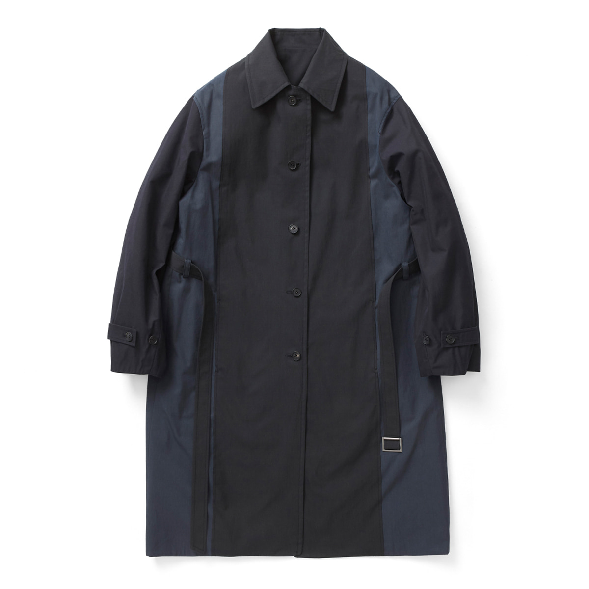 [YOUTH] REVERSIBLE MAC COAT 'BLACK'