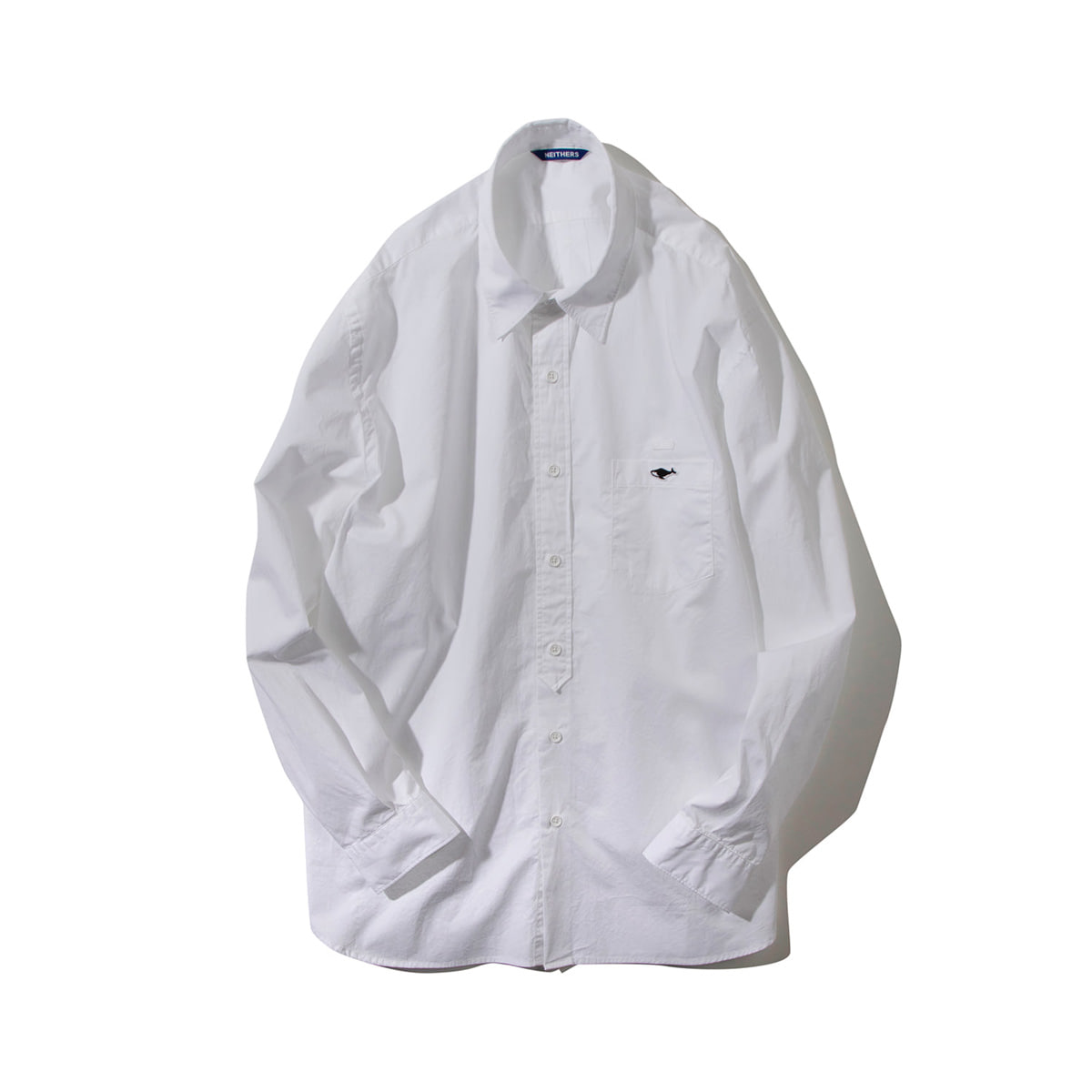 [NEITHERS] 209A-1 COMFORT SHIRT 'WHITE'