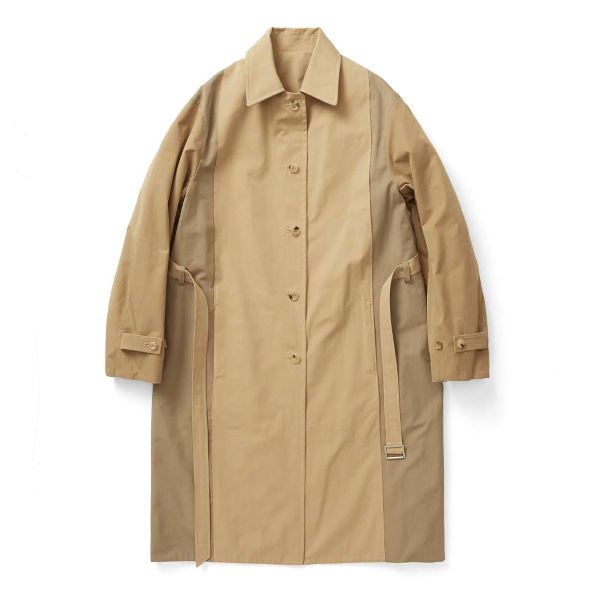 [YOUTH] REVERSIBLE MAC COAT 'BEIGE'
