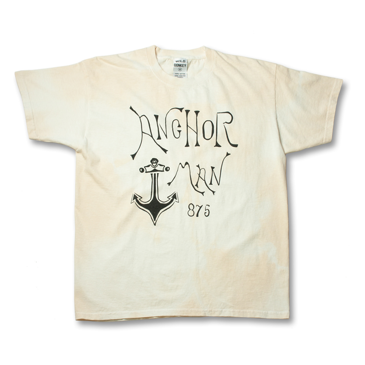 [WILD DONKEY] ANCHOR MAN 'YELLOW'