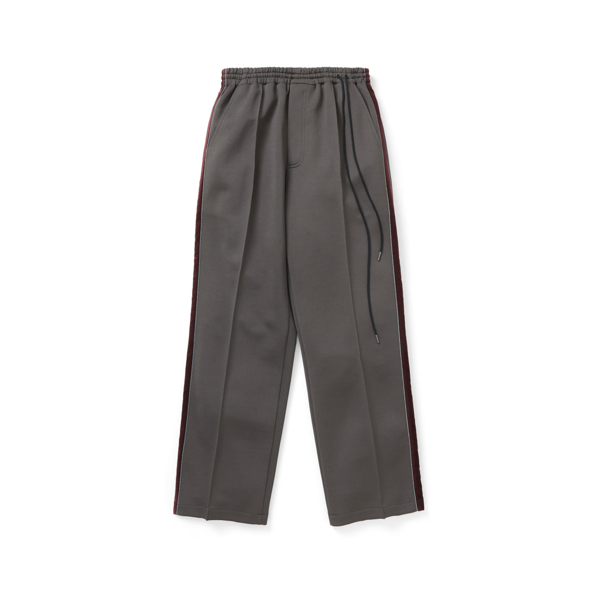[YOUTH] WIDE TRACK PANTS 'CHARCOAL GREY'