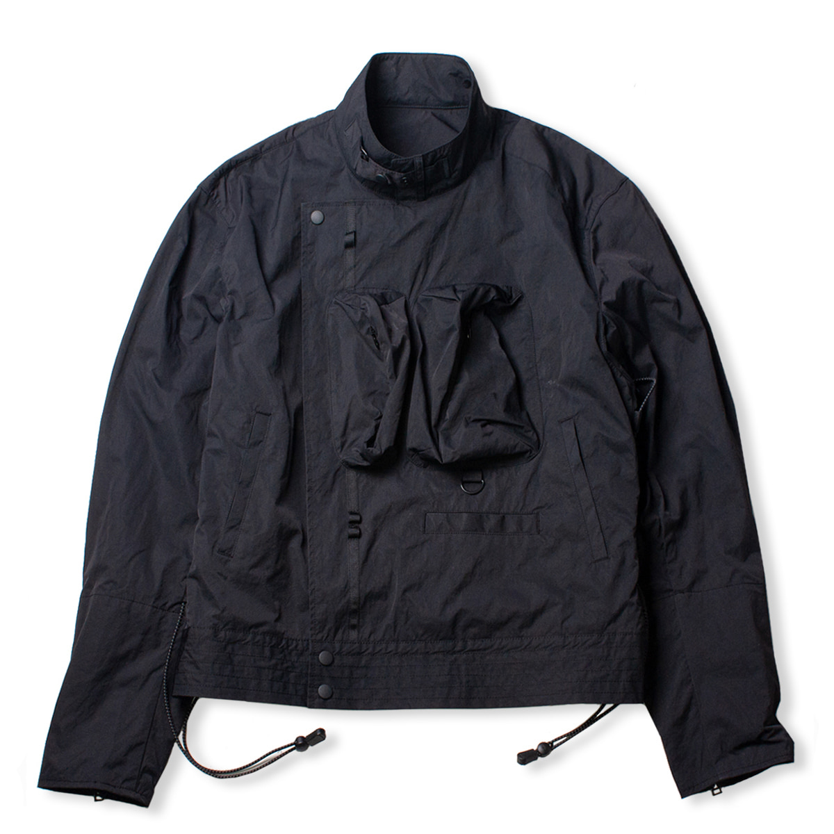 [BEHEAVYER] SWEDISH AM JACKET 'BLACK'