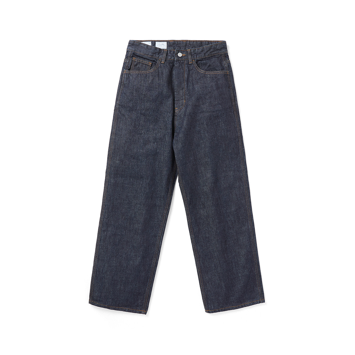 [YOUTH] WIDE DEIM PANTS 'ONE WASH'
