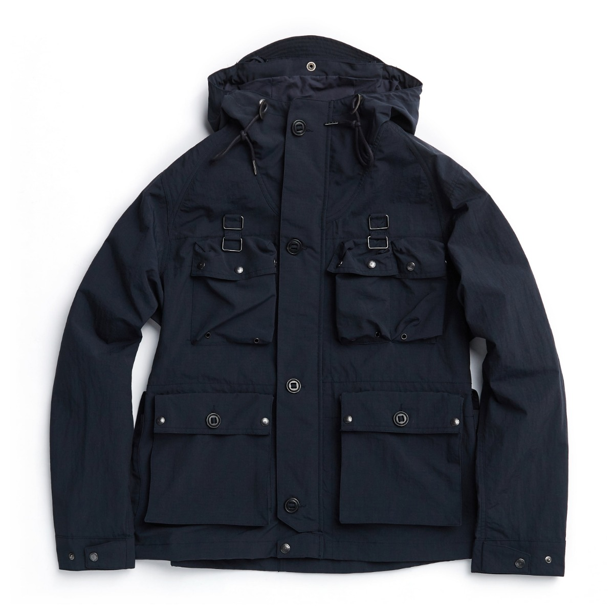 [EASTLOGUE] M-70 PARKA 'NAVY RIPSTOP'