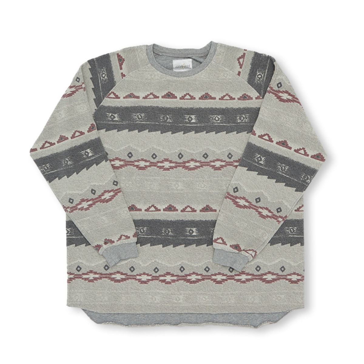 [GRAMICCI] TALECUT SWEAT 'NATIVE'