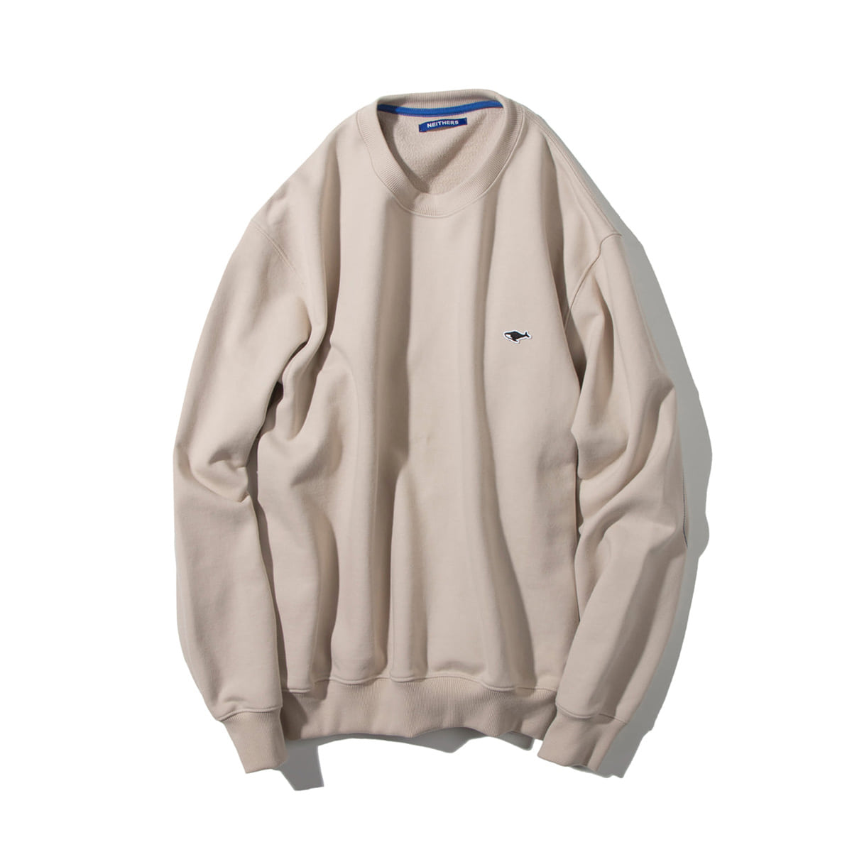 [NEITHERS] SWEAT SHIRT 'BEIGE'