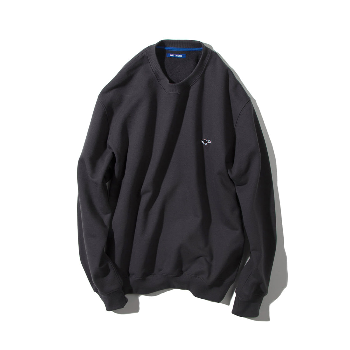 [NEITHERS] SWEAT SHIRT 'CHARCOAL'