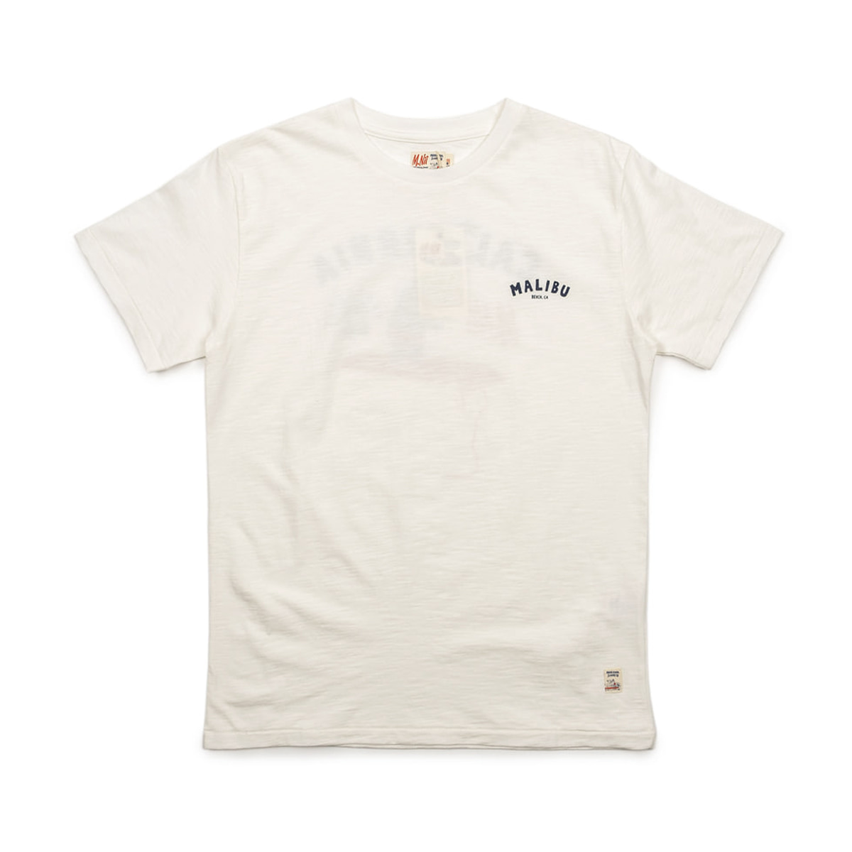 [M.Nii] M.Nii x ONELIFE BEAR NEWPORT TEE 'OFF WHITE'