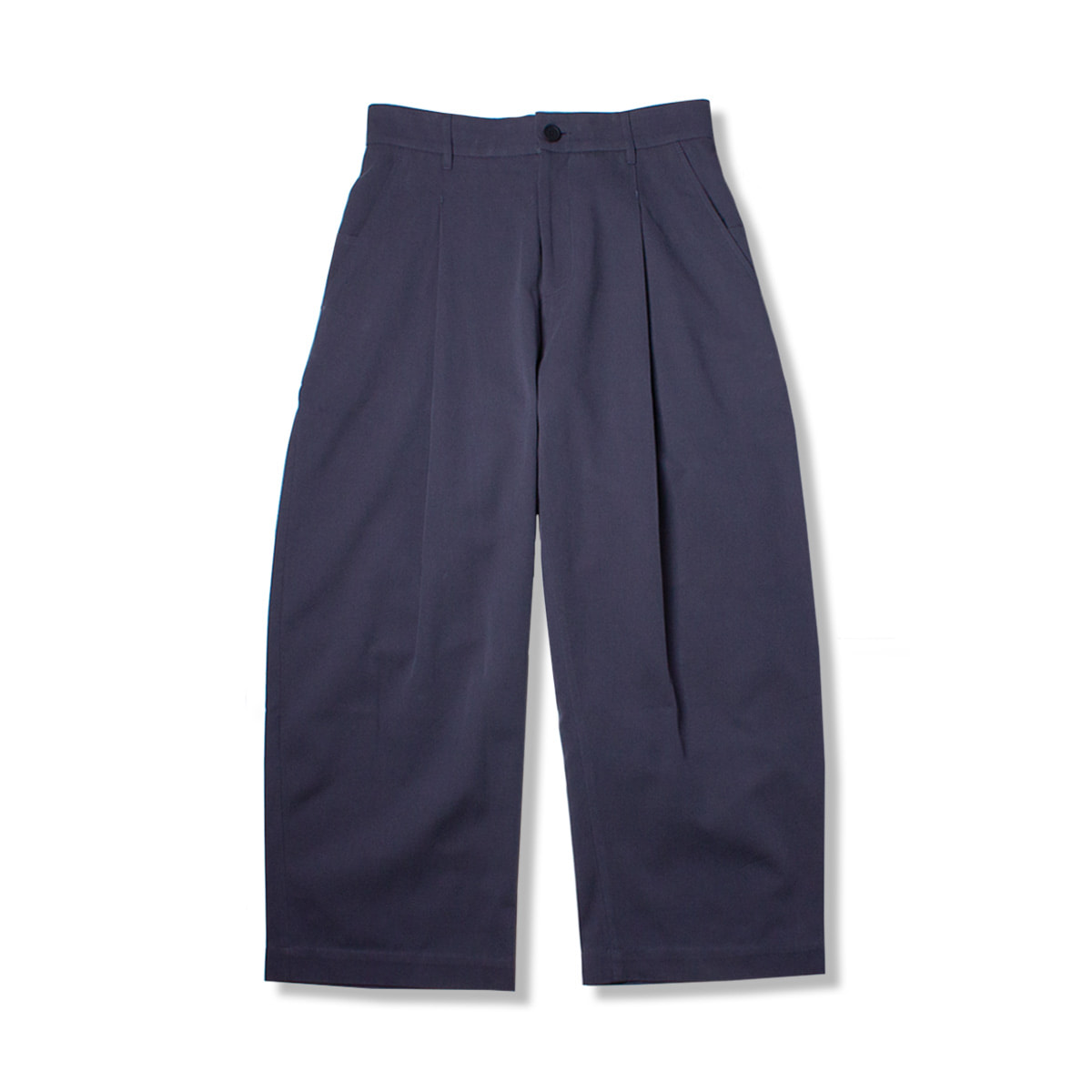 [STUDIO NICHOLSON] VOLUME PANTS 'GRAPHITE'