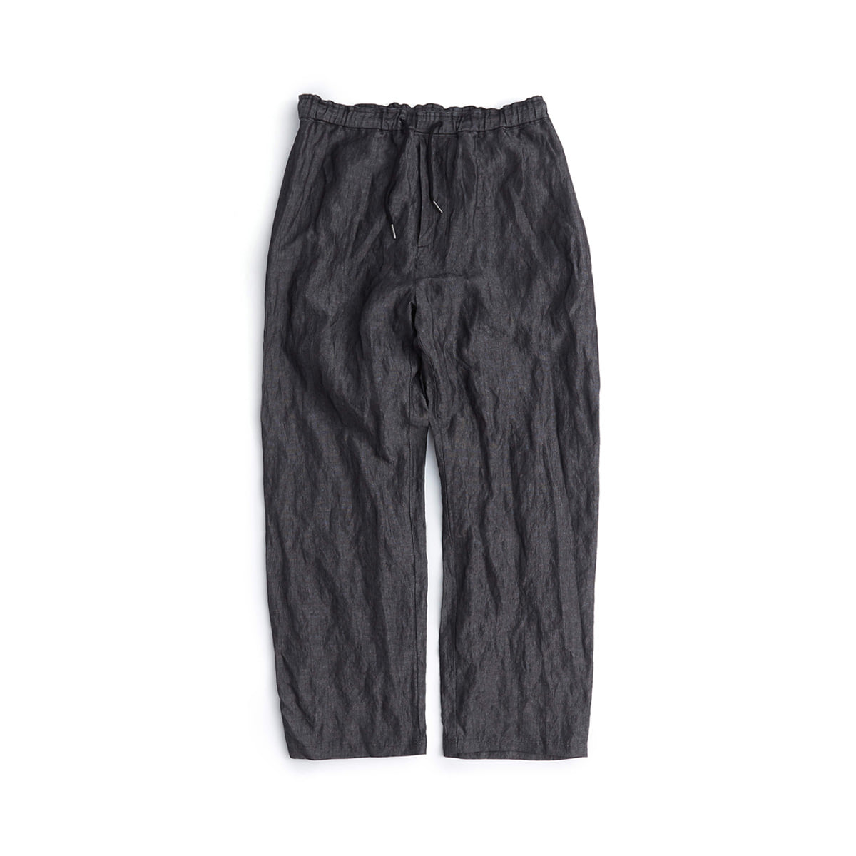 [UNAFFECTED] EASY PANTS 'CHARCOAL GREY'