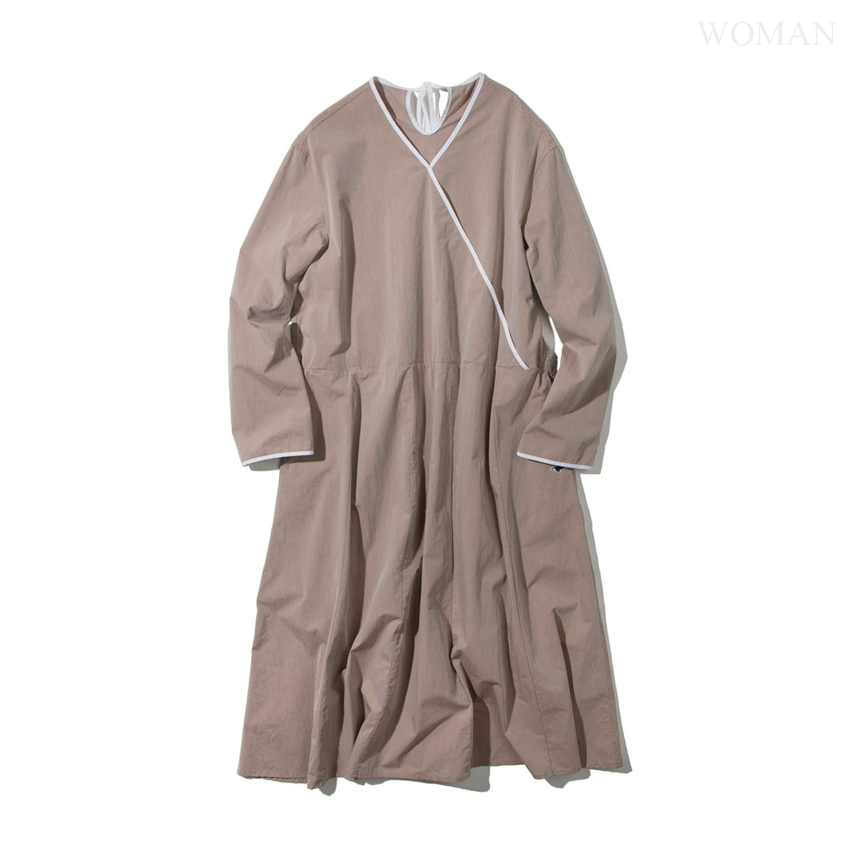 [NEITHERS] 253A-1 MEDICAL ONEPIECE 'COCOA'
