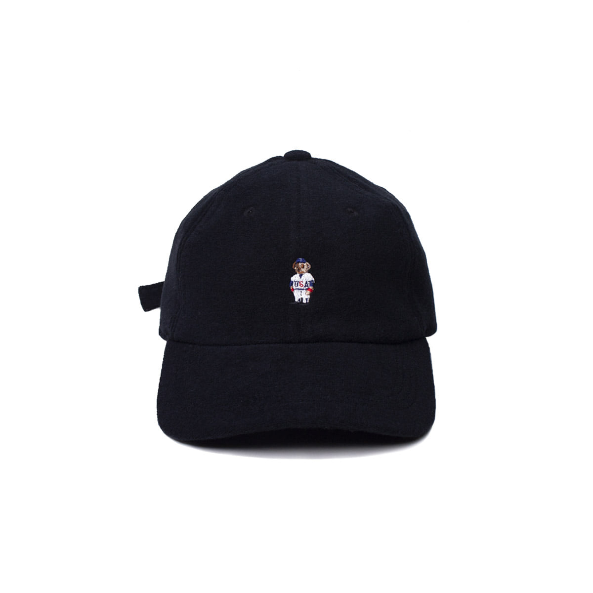 [INFILEDER DESIGN] PILE BEAR CAP 'BLACK'
