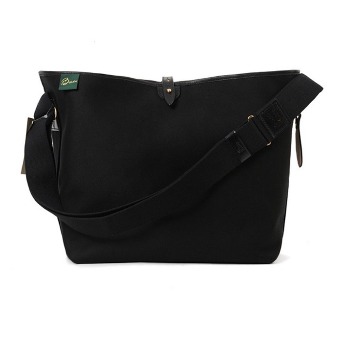 [BRADY BAGS] KINROSS BAG 'BLACK'