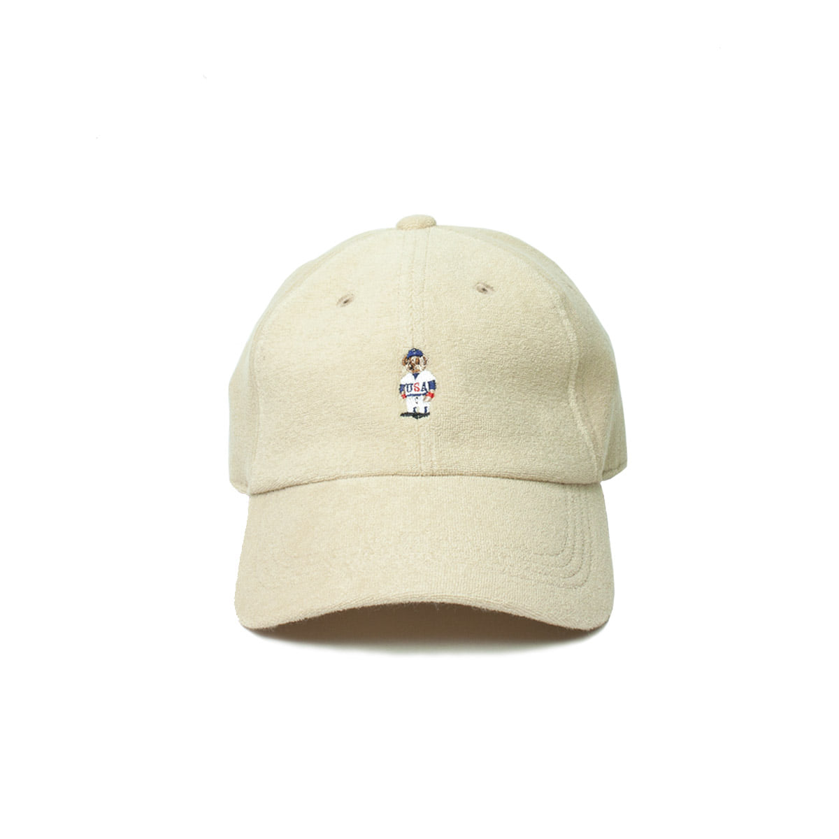 [INFILEDER DESIGN] PILE BEAR CAP 'BEIGE'