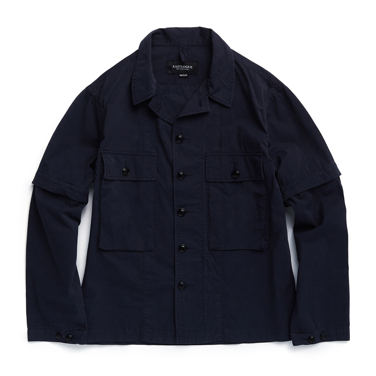 [EASTLOGUE] KW M43 JACKET 'DYED NAVY'