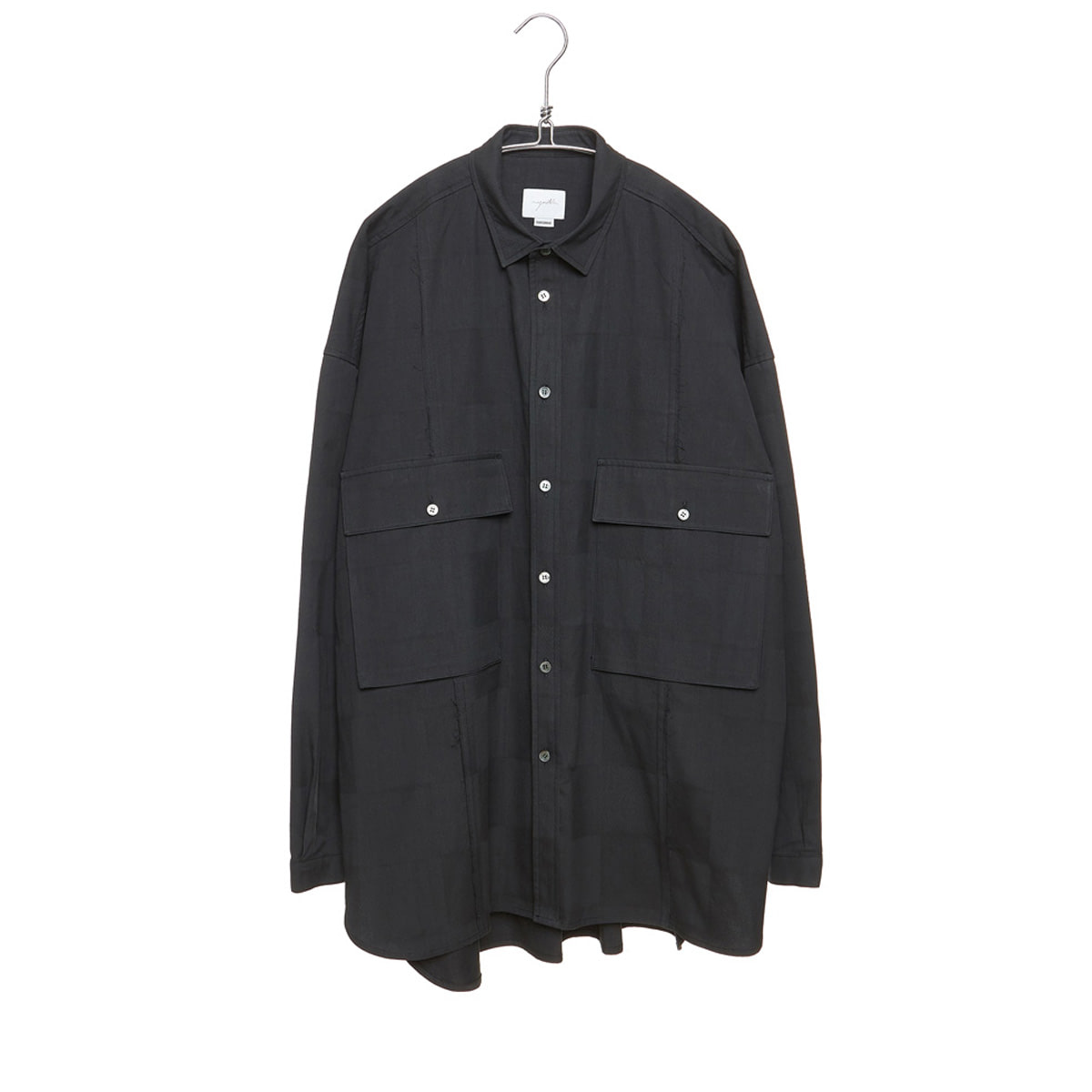 [YOUTH] CUT-OFF SHIRT 'BLACK'