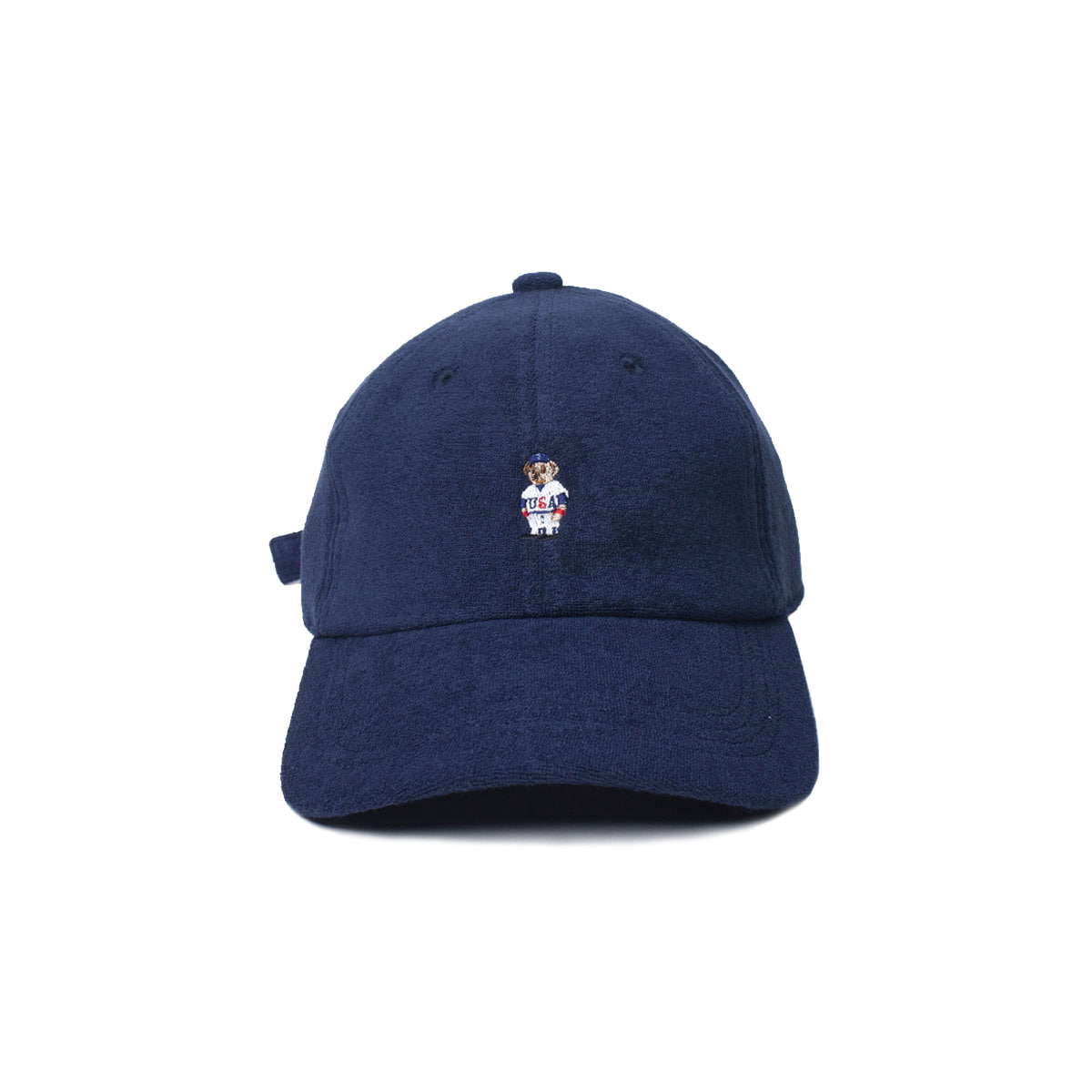 [INFILEDER DESIGN] PILE BEAR CAP 'NAVY'