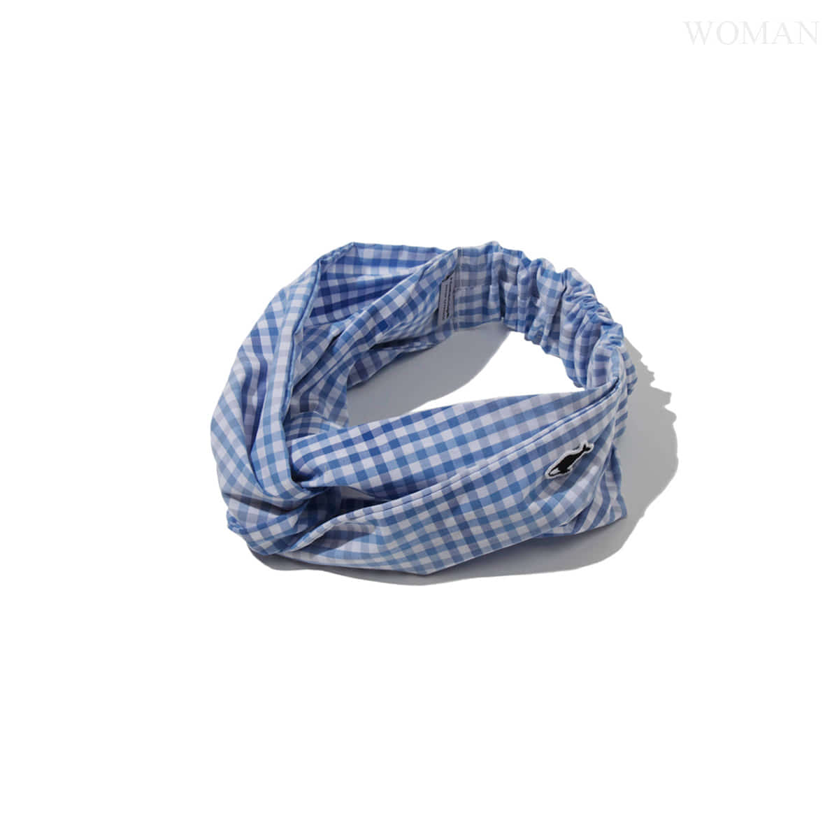[NEITHERS] 404A-1 HAIR BAND 'BLUE/WHITE'