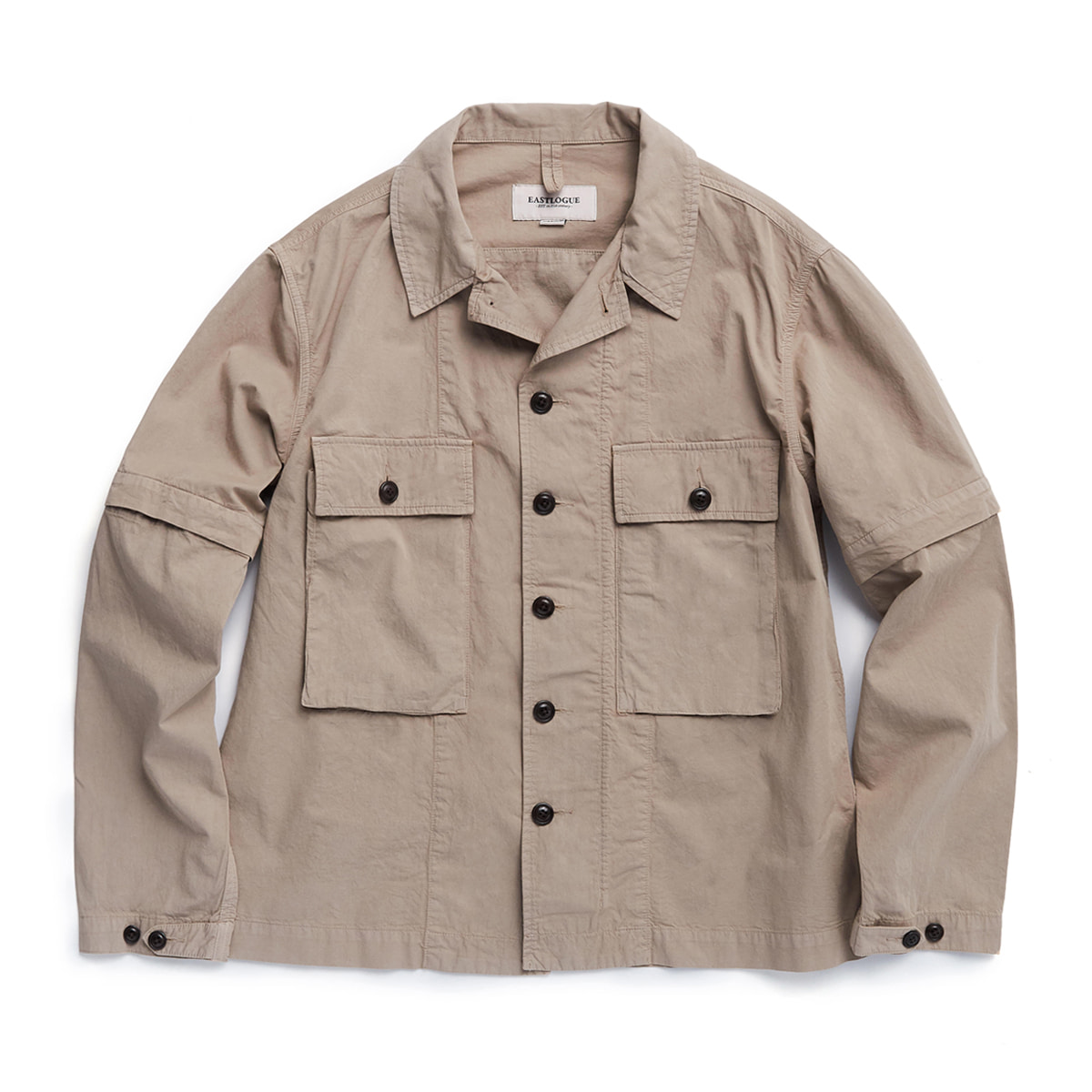 [EASTLOGUE] KW M43 JACKET 'DYED BEIGE'