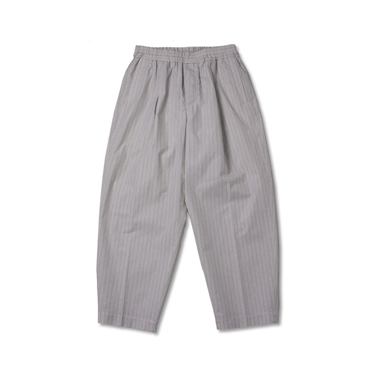 [HAVERSACK] LINE STRIPE EASY PANTS 'BROWN'