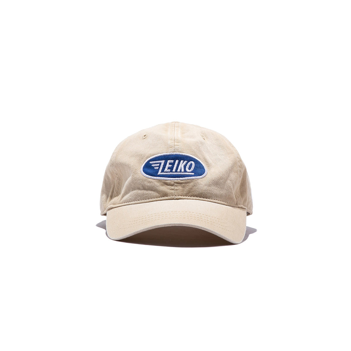 [BIG WAVE] VINTAGE 80'S WASHED CAP 'BEIGE'