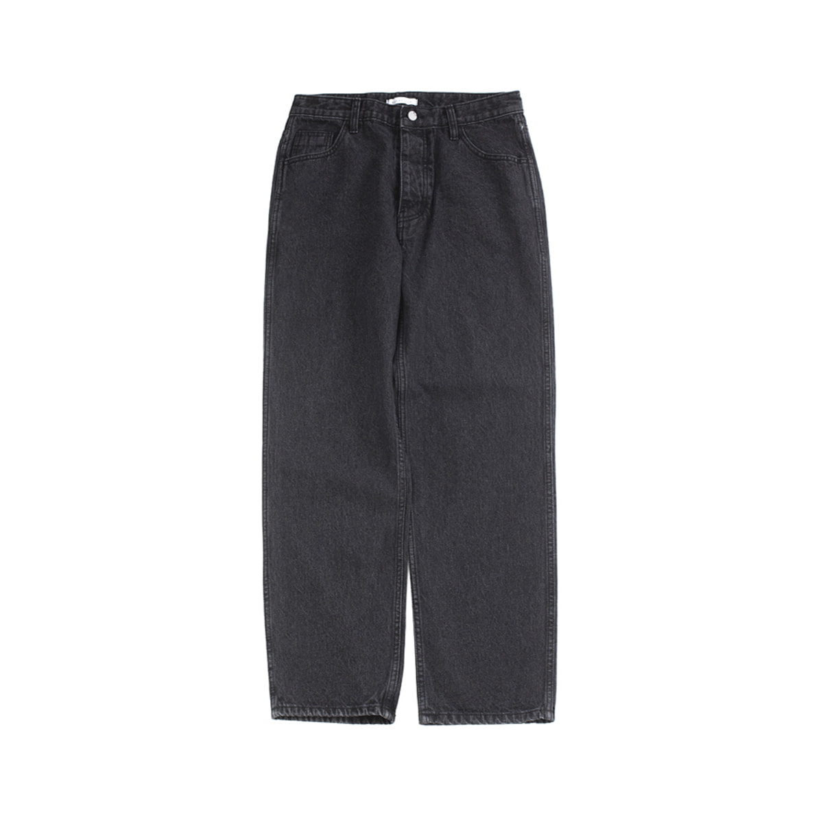 [BROWNYARD] REGULAR DENIM 'BLACK'