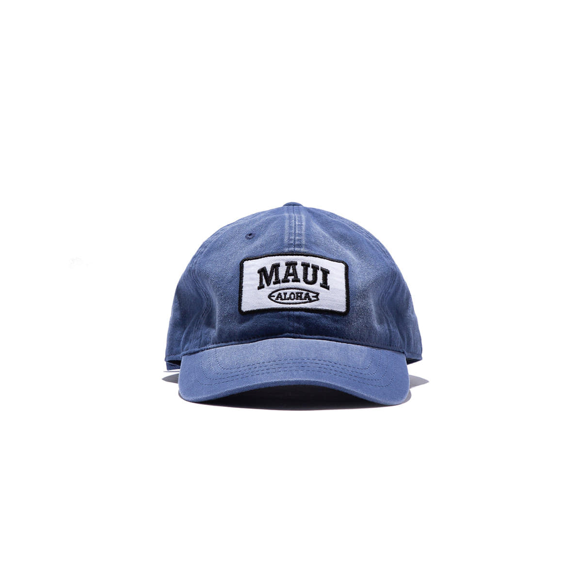 [BIG WAVE] VINTAGE 80'S WASHED CAP 'VINTAGE BLUE'