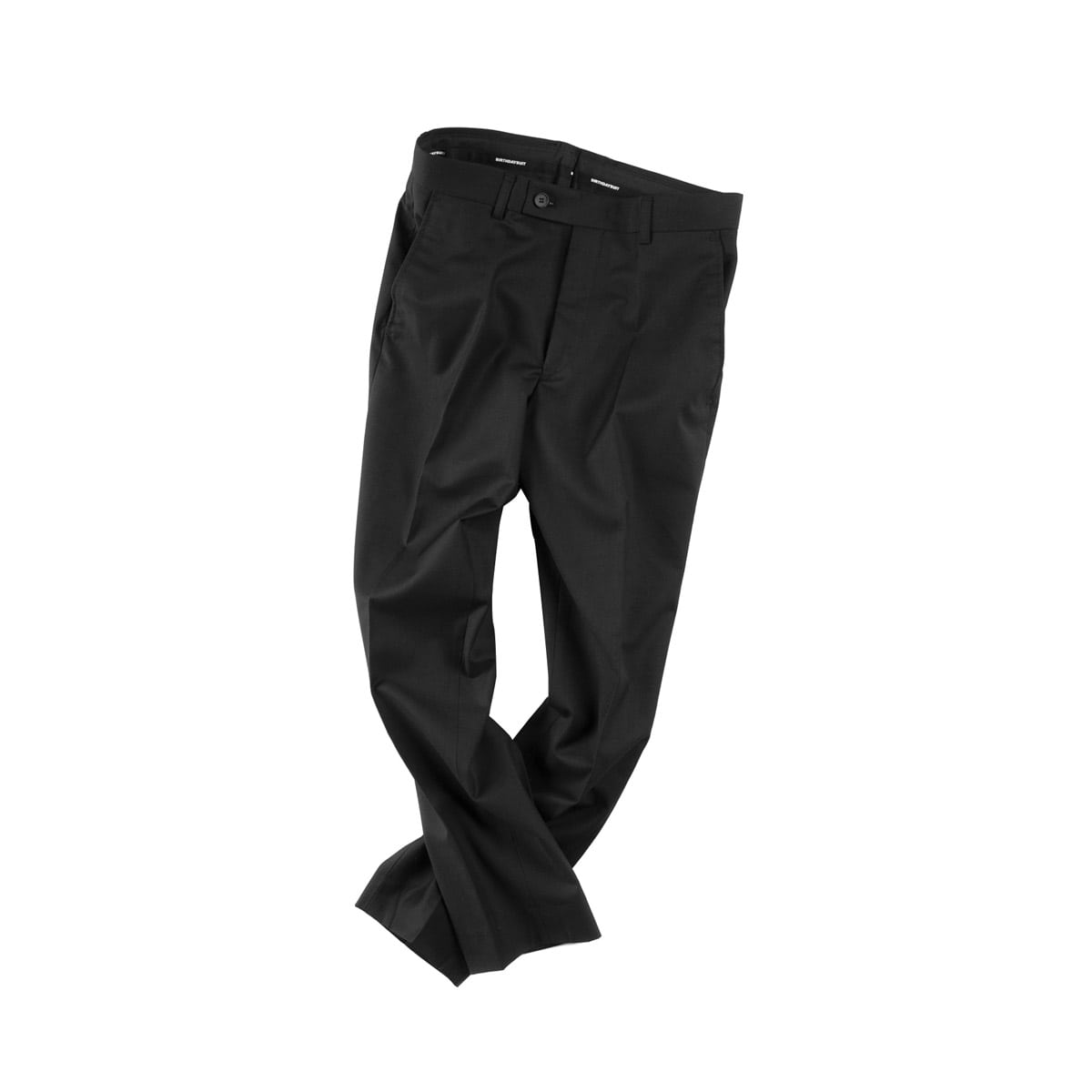 [BIRTHDAYSUIT] DAILY SUIT PANT 'BLACK'
