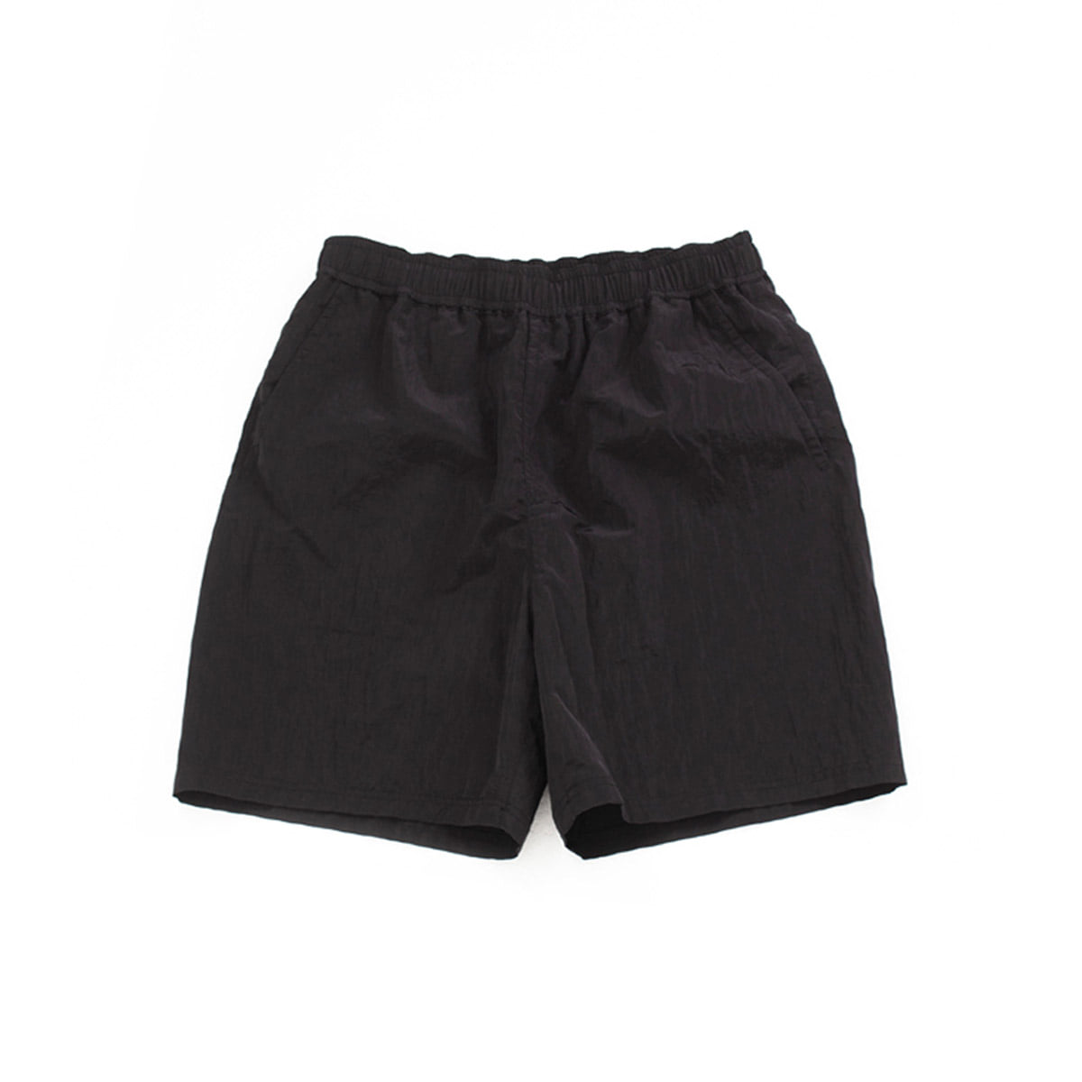 [BROWNYARD] SWIM PANTS 'BLACK'