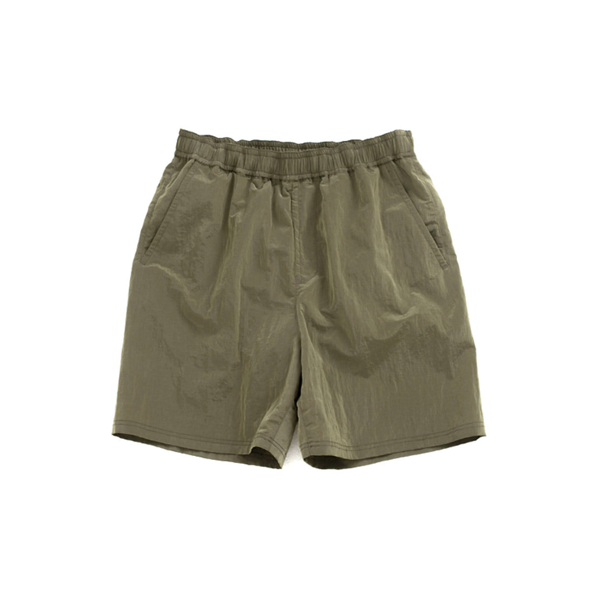 [BROWNYARD] SWIM PANTS 'OLIVE'