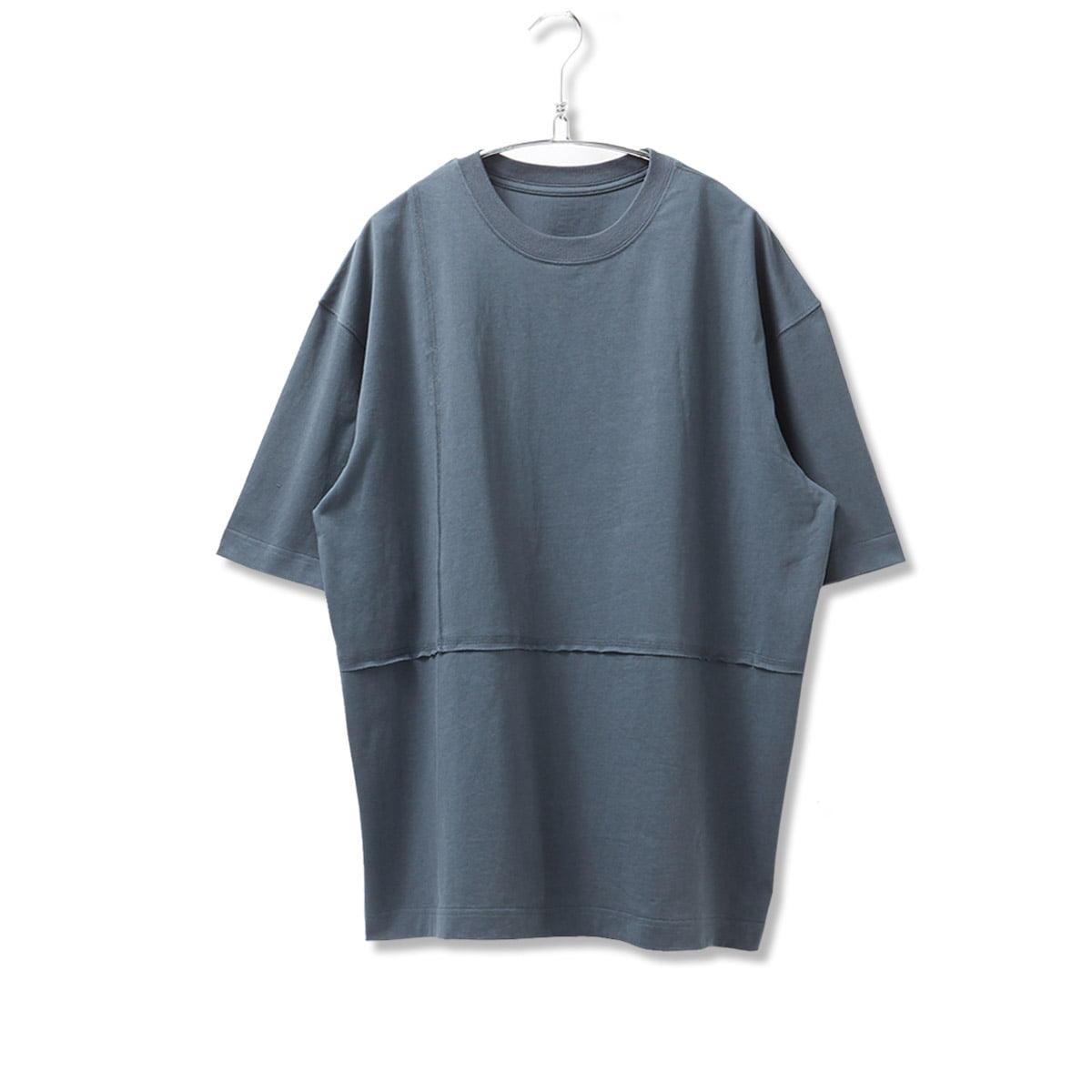 [YOUTH] CUT-OFF T-SHIRT 'CHARCOAL GREY'