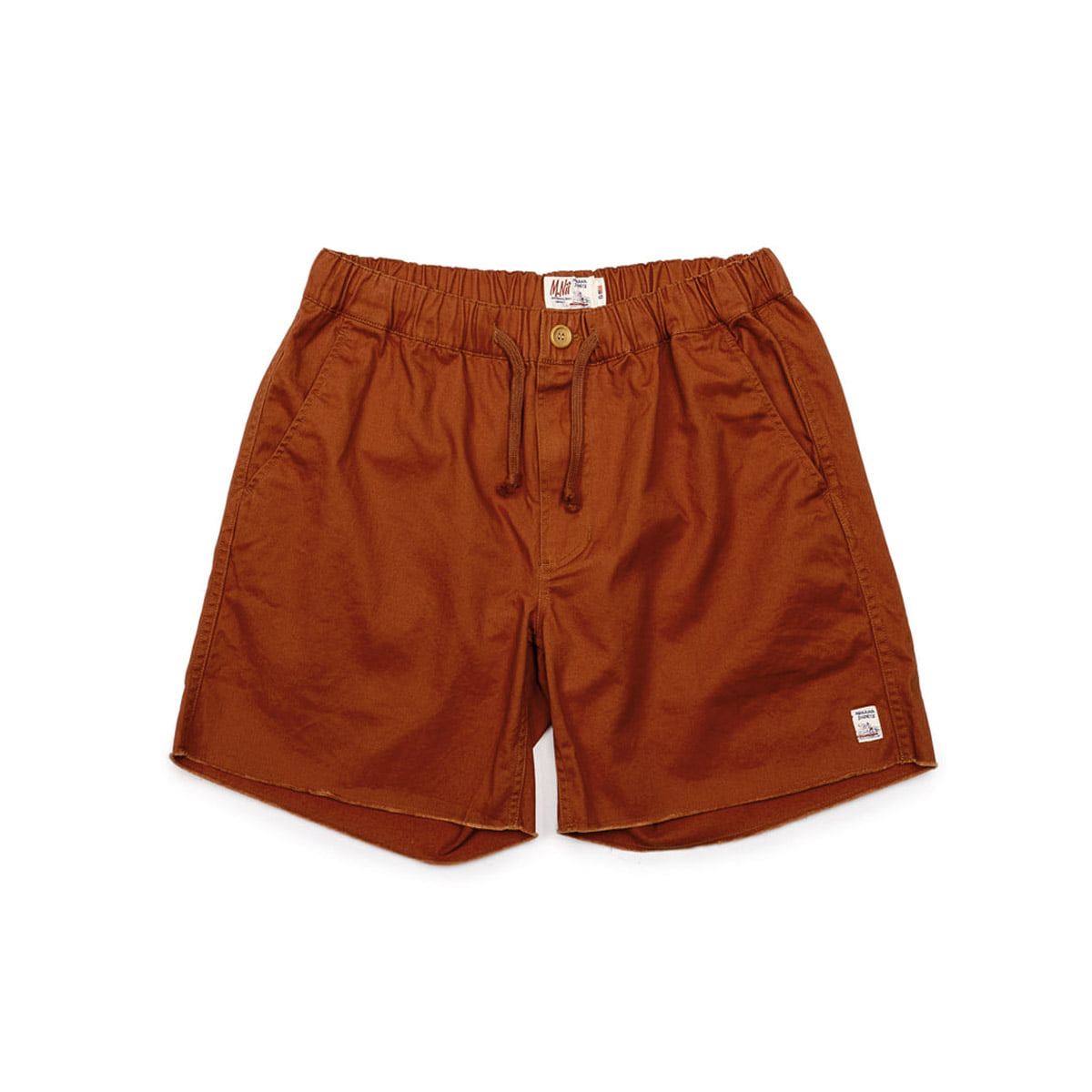 [M.Nii] SUMMER PANTS 'ORANGE'