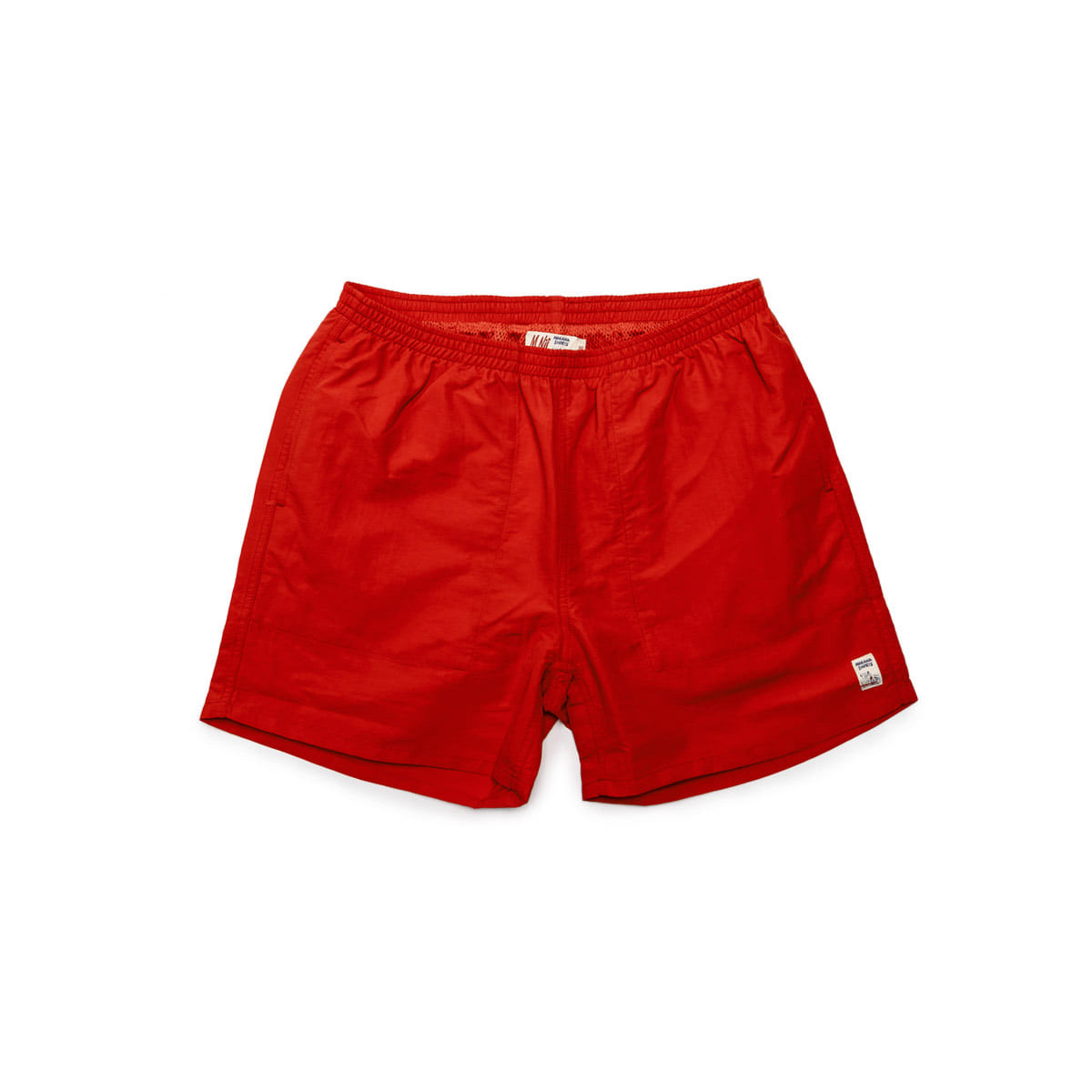 [M.Nii] FATIGUE SHORTS 'RED'
