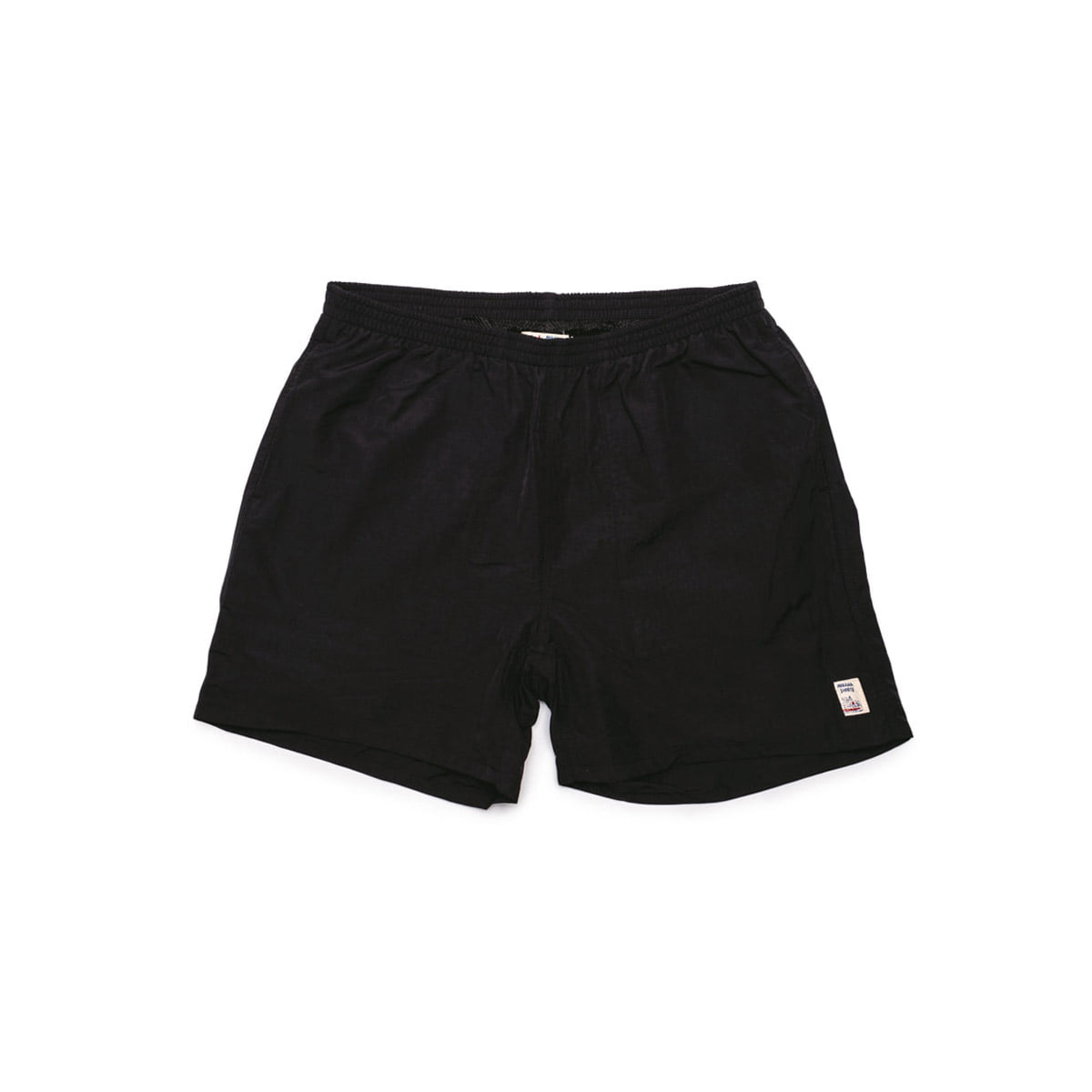 [M.Nii] FATIGUE SHORTS 'BLACK'