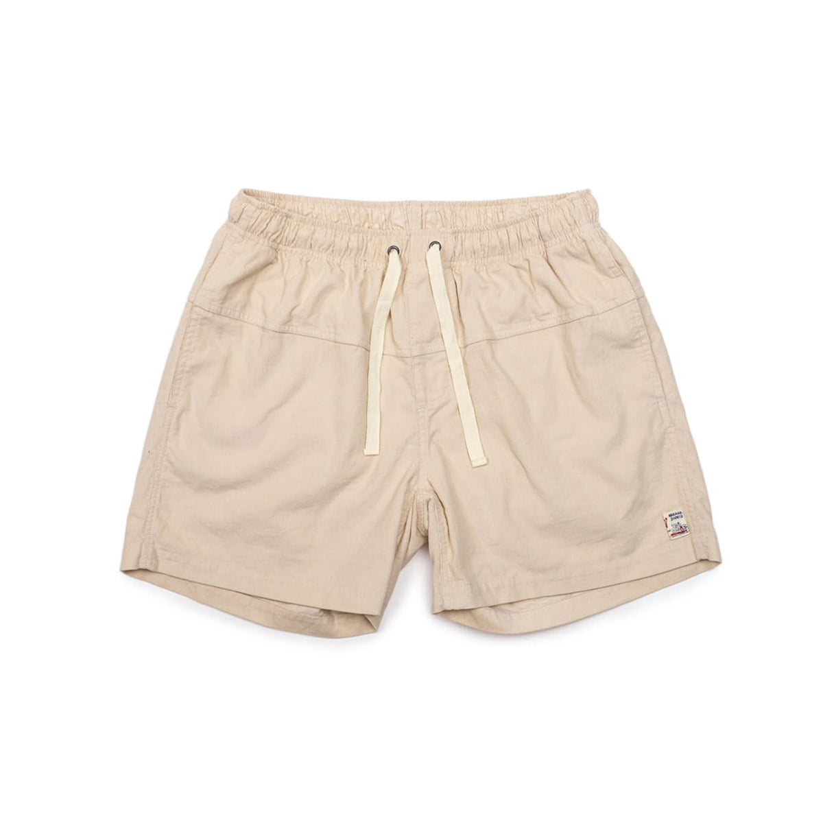 [M.Nii] CORDUROY DROWNER TRUNK 'CREAM'