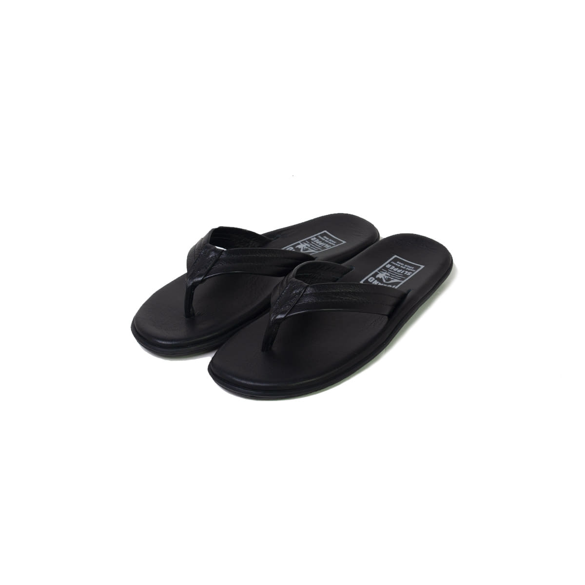 [ISLAND SLIPPER] PB202 'BLACK'