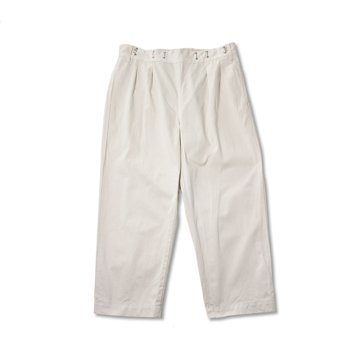 [ORDINARY FITS] BOTTLES  PANTS CHINO 'WHITE'