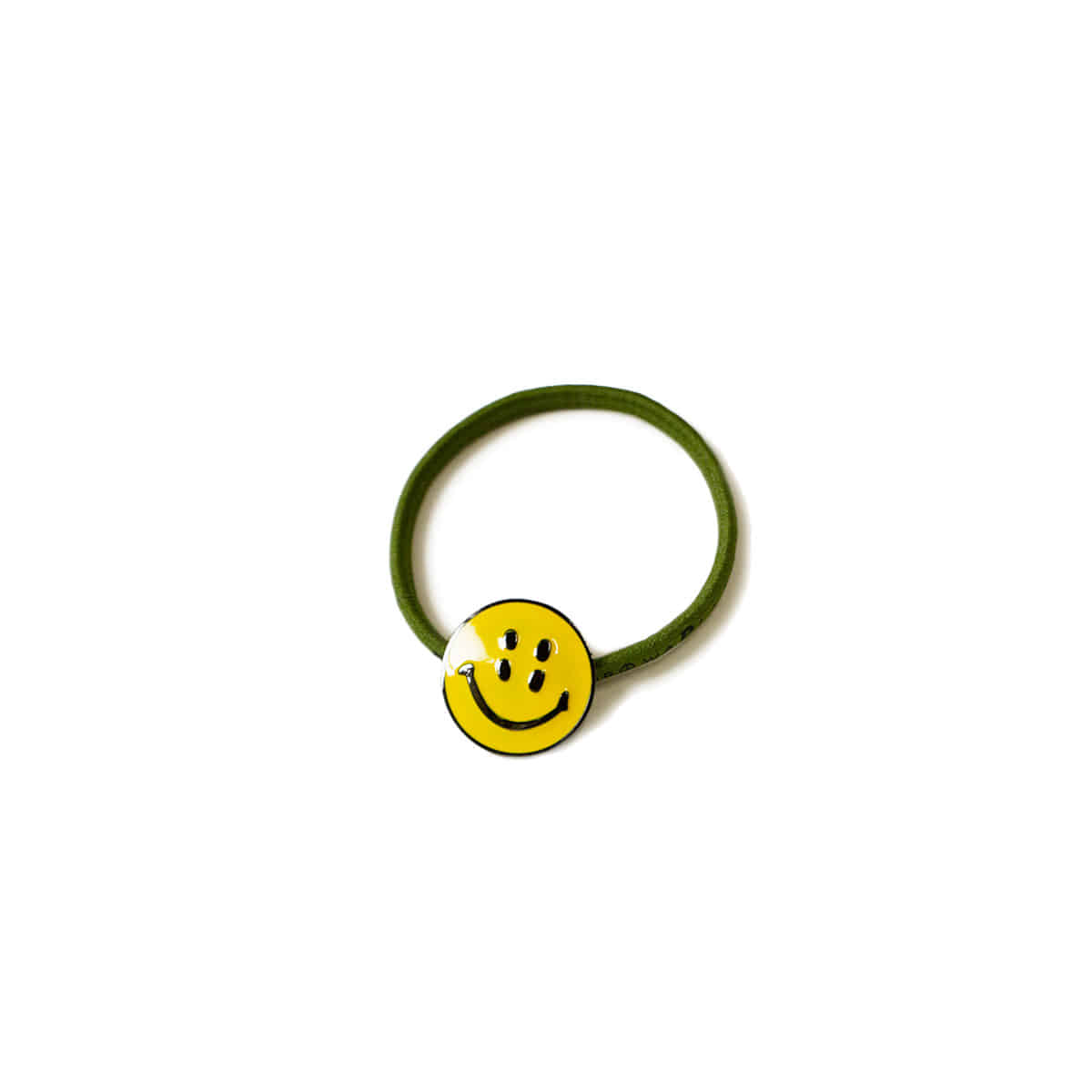 [KAPITAL] RAIN SMILE CONCHO HAIR BAND 'KHAKI'