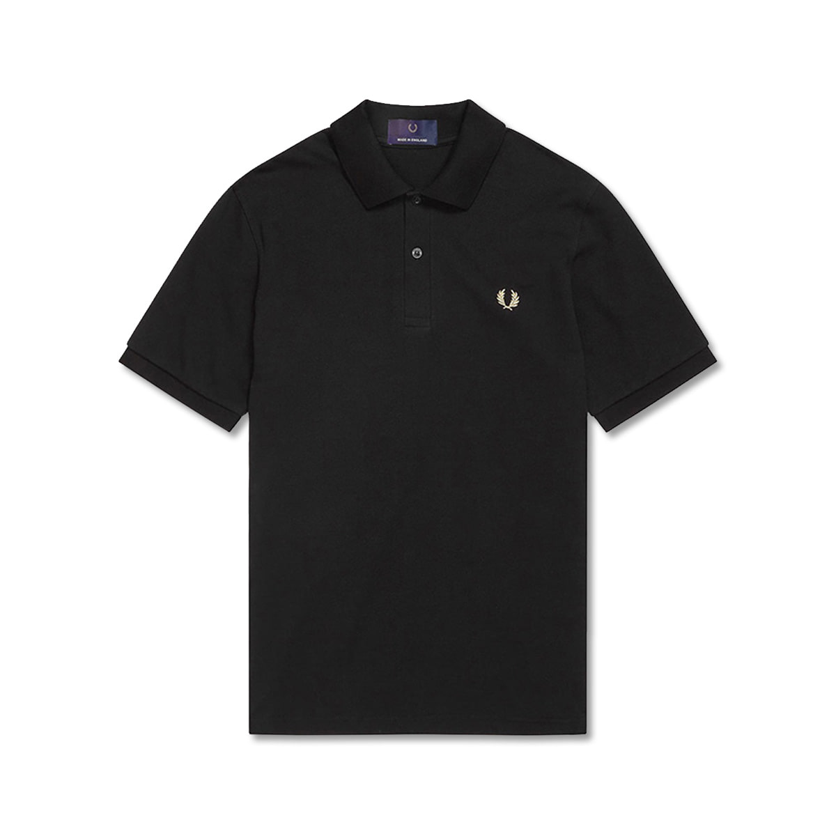 [FRED PERRY] THE ORIGINAL FRED PERRY SHIRT 'BLACK'