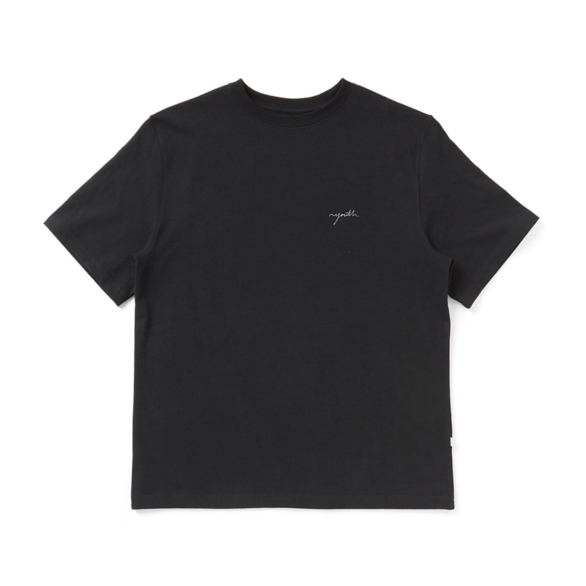 [YOUTH] LOGO T-SHIRT 'BLACK'