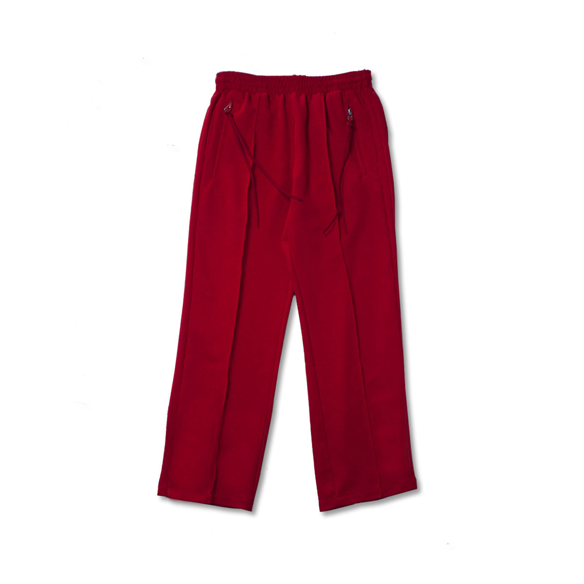 [GAKURO] TRACK PANTS 'RED'