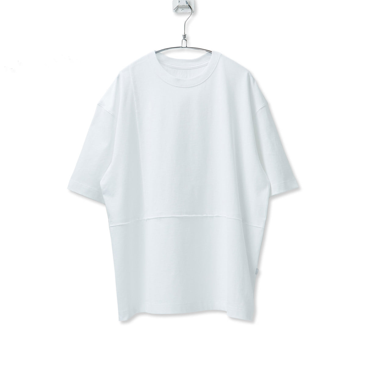 [YOUTH] CUT-OFF T-SHIRT 'WHITE'