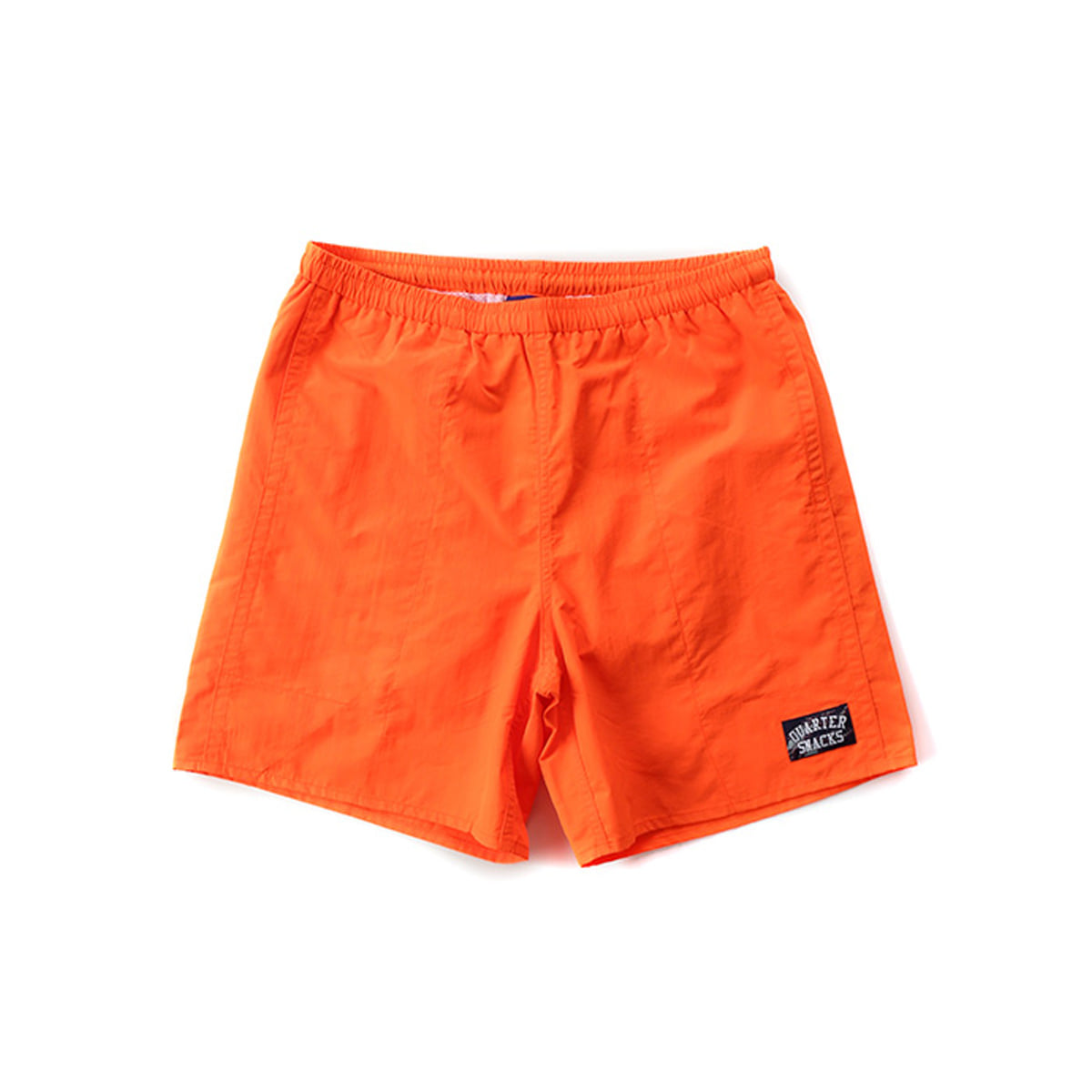 [QUARTERSNACKS] WATER SHORTS 'ORANGE'