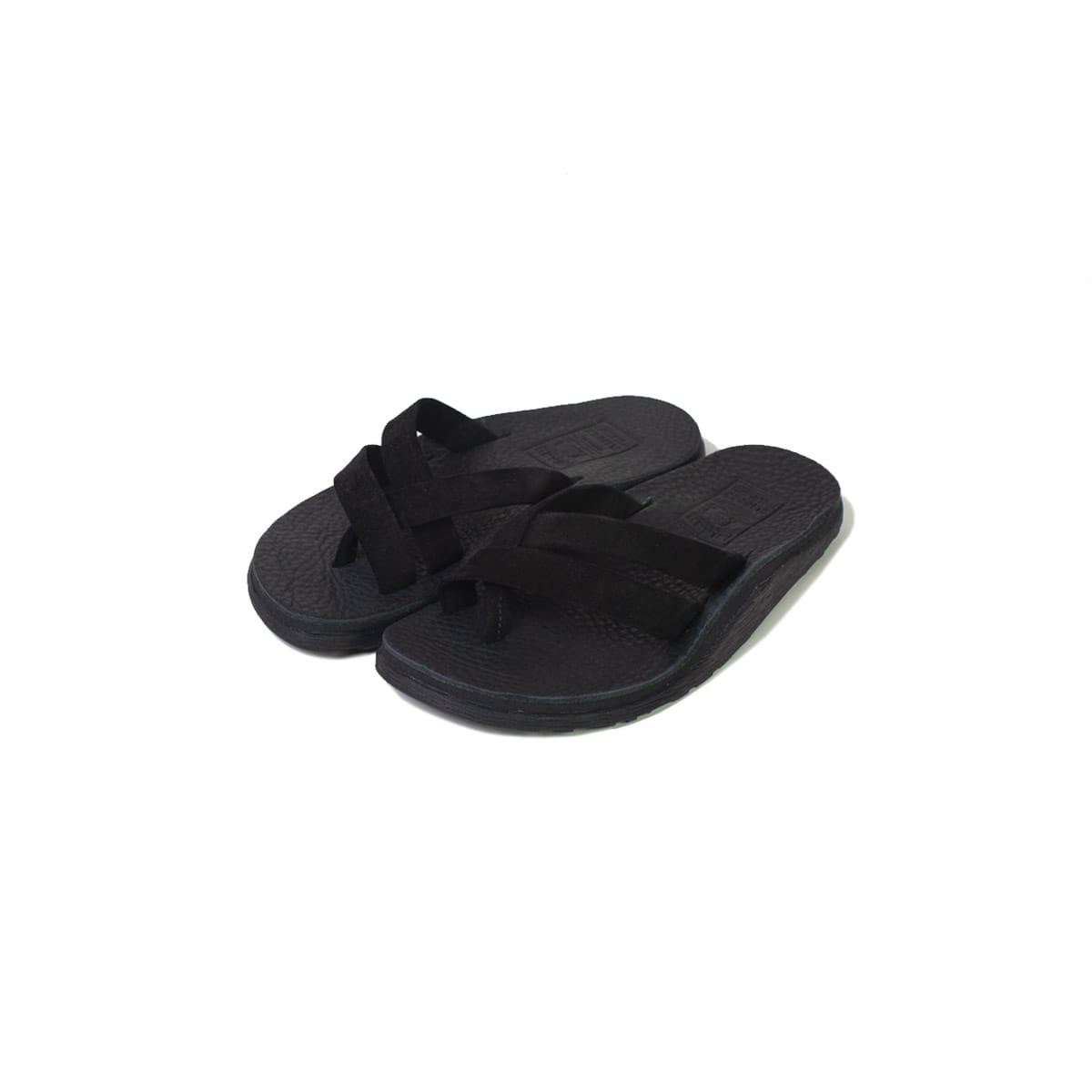 [ISLAND SLIPPER] KBBH403S 'BLACK / BLACK'