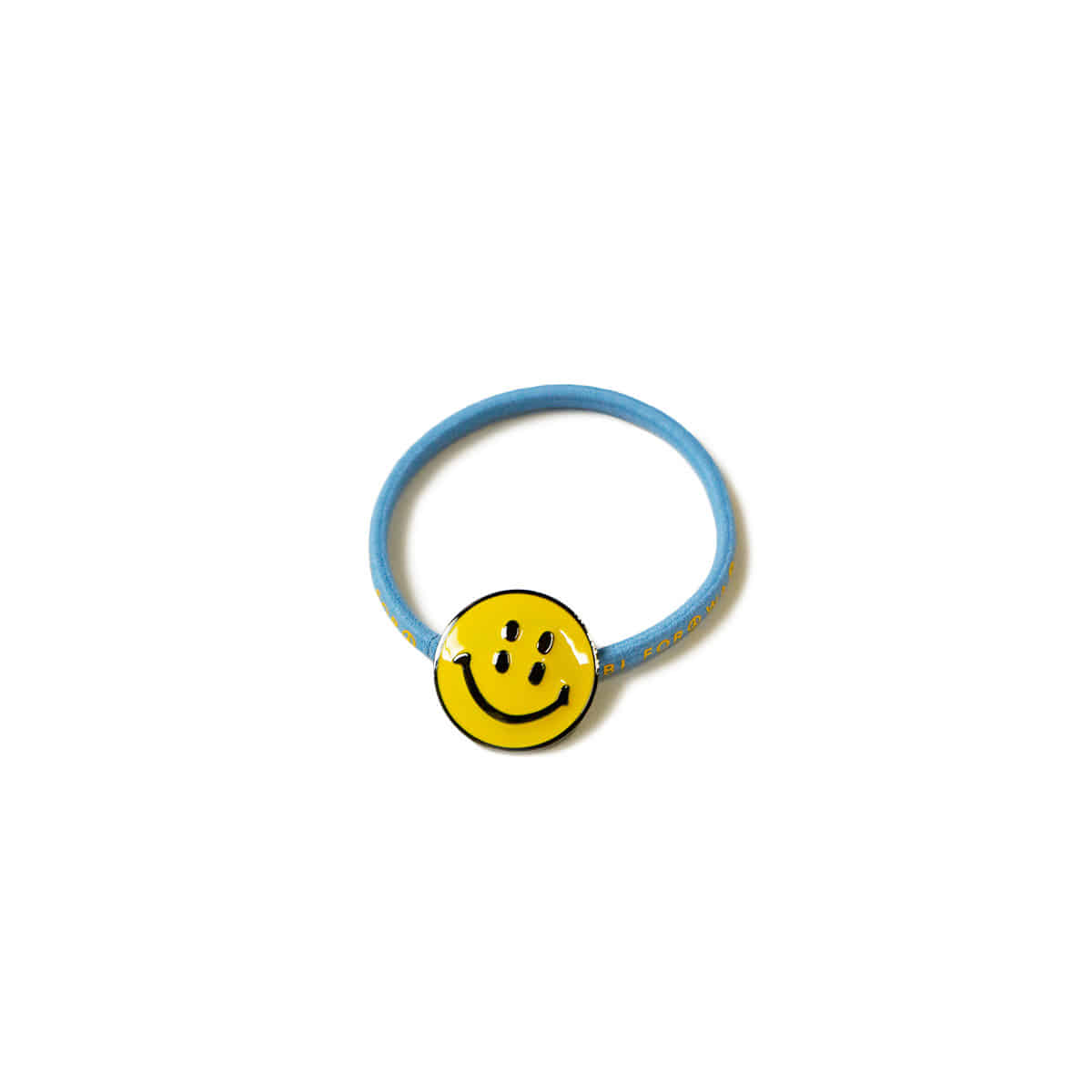 [KAPITAL] RAIN SMILE CONCHO HAIR BAND 'SAX'