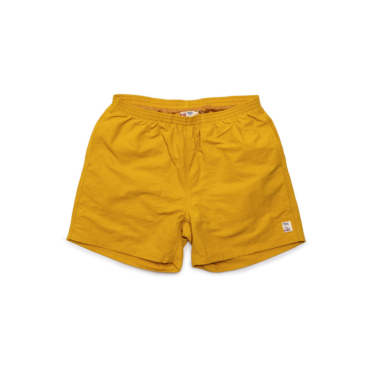 [M.Nii] FATIGUE SHORTS 'YELLOW'
