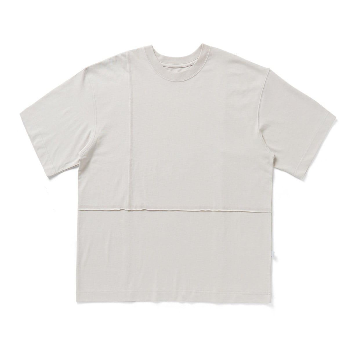 [RINO STORE X YOUTH. Exclusive] CUT-OFF T-SHIRT 'BEGIE'
